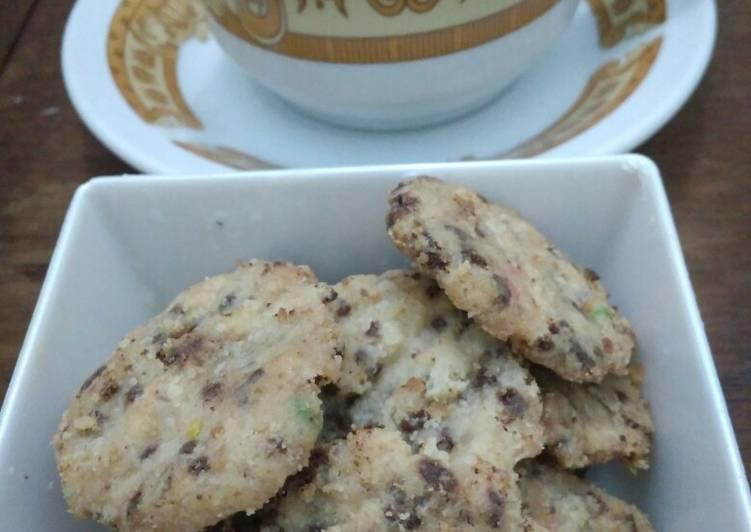 Resep Cookies Oatmeal Renyah Takaran Sendok Anti Gagal Resep Masakan Indonesia